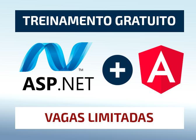 CEPEDI promove treinamento gratuito de ASP.NET/Angular com oportunidade de estágio remunerado